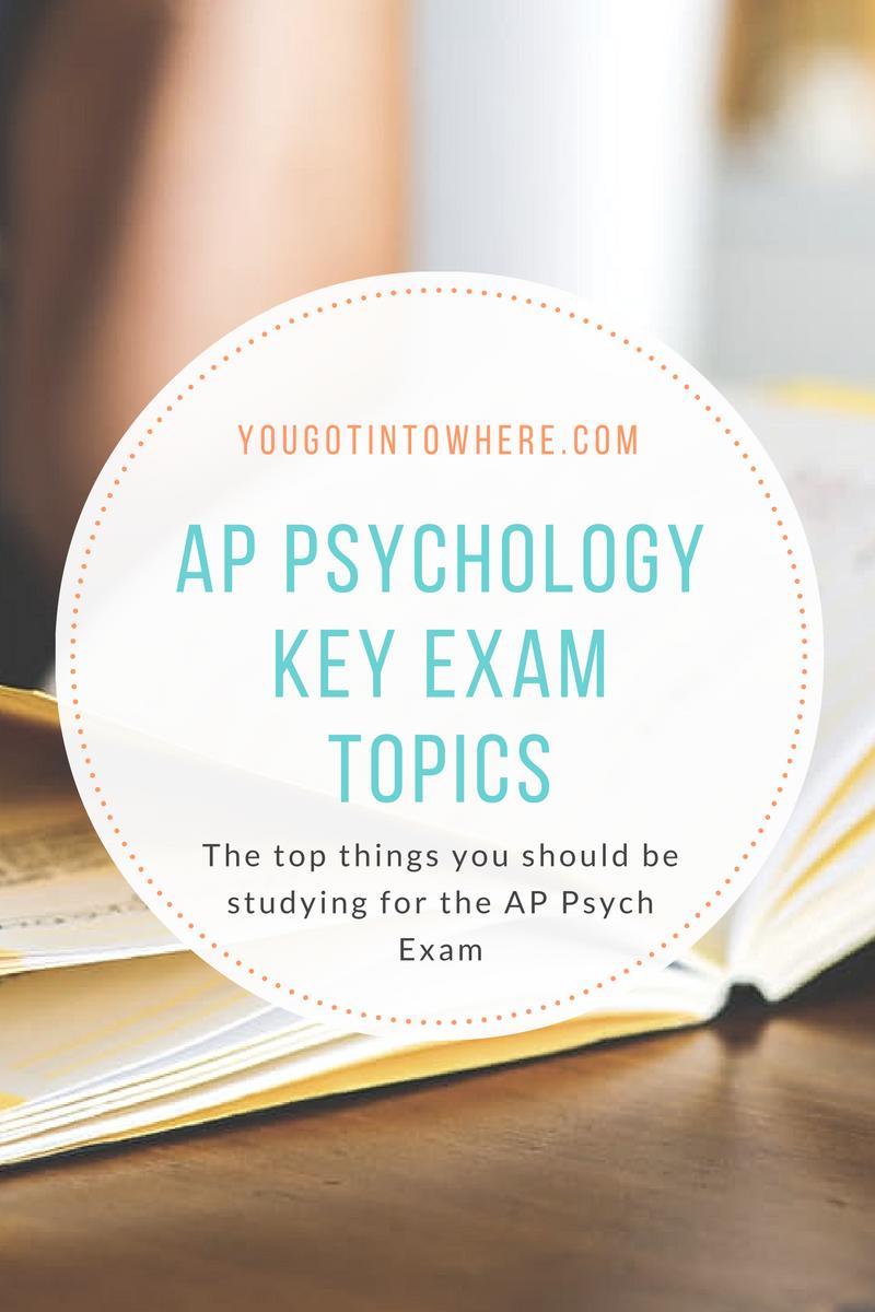 ap psychology essay questions
